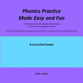 Phonics Practice:  R-Controlled Vowels