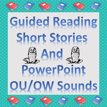 Reading Fluency Digraphs Literacy Center and Powerpoint Lesson