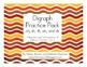 Phonics Practice Pack BUNDLE - CVC, digraphs, bonus letter