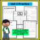 Phonics Practice Pack First Grade Unit 3 - Consonant Digraphs
