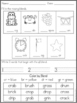 Level 1 Unit 8 - Blends & Digraph Blends