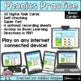 Phonics Practice Short e CVC Words - Boom Cards