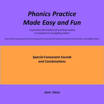 Phonics Practice:  Special Consonant Sounds and Combinations