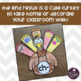 Thanksgiving Phonics Practice (Print and Go)