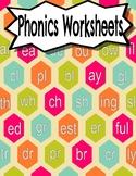 Phonics Practice Worksheets