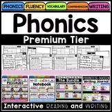 Phonics - Premium Tier