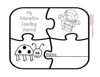 Phonics & Print Concepts Interactive Journal Activities