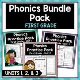 Level 1 Units 1, 2, & 3 Bundle Pack