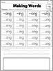 Phonics Printable Bundle Pack First Grade Units 7, 8, & 9