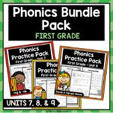 Level 1 Units 7, 8, & 9 Bundle Pack