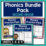 Level 2 Units 7, 8, & 9 Phonics Bundle