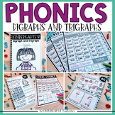 Phonics Printables - Digraphs and Trigraphs Assessments an