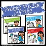 Phonics Puzzles Bundle