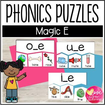 Phonics Puzzles! Magic E