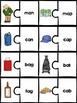 Phonics Puzzles: short vowels