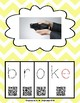 Phonics QR Code Task Cards - Long Vowels CVCe (Long o)