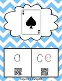 Phonics QR Code Task Cards - Long Vowels (Long a to Long u