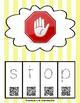 Phonics QR Code Task Cards - Short Vowels (Short o)