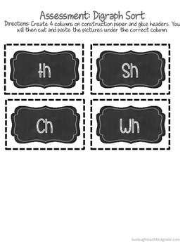 Phonics Quick Check Strips & Assessments