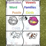 "Phonics ""R-Controlled Vowels"" (Puzzle Cards)"