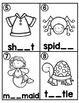Phonics Read/Write Around the Room: R-Controlled Vowels
