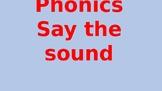 Phonics Read Write Inc powerpoint set 1 sounds