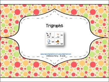 Phonics Read & Clip – Trigraphs – Phonics & Fine Motor Skills (18 cards)