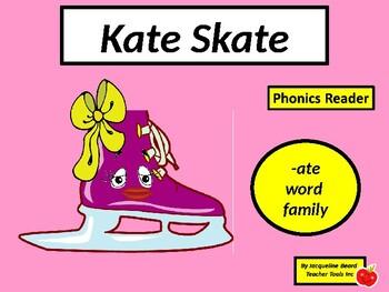 Phonics Reader Animated E-book