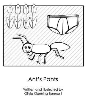 Essential Phonics Reader - Ant's Pants