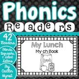 Phonics Readers - Blends and Digraphs