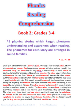 Phonics Readers:Book2 Making my own library of little phonics stories.