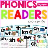 Phonics Readers-Digraphs