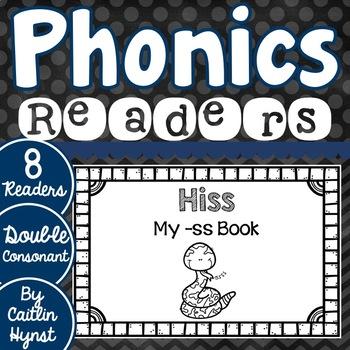 Phonics Readers - Double Consonants