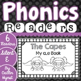 Phonics Readers - Silent E