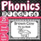 Phonics Readers - Vowel Teams