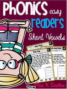 Phonics Readers- Word Families