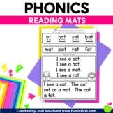 Phonics Reading Mats