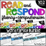 Phonics Reading Passages - Fluency & Comprehension - Word