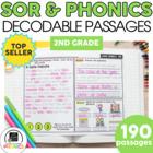 Phonics Reading Passages | Phonics Mats Bundle