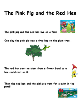 Phonics Reading Practice for cvc cvcc ccvc reading patterns