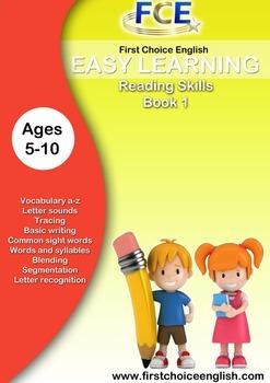 Phonics and Reading Skills Book 1