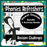 Phonics Refresher Vowels BUNDLE