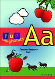Phonics Resource Pack 'A'