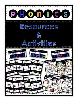 Phonics Resources & Activities - Word Work