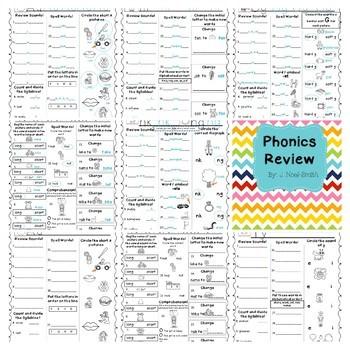 Phonics Review