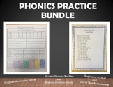 Phonics Practice-Entire Year Bundle