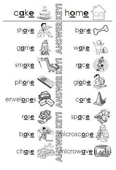 Phonics Review Worksheets... Distinguishing Digraphs, Blends, and More!