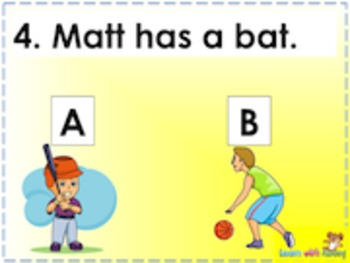 Phonics Review for young students - 2