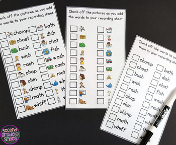 Phonics Riddle Task Cards