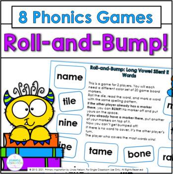 Phonics Bump Games